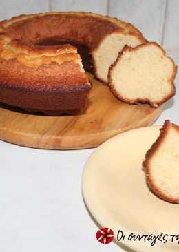 Κέικ περγαμόντο