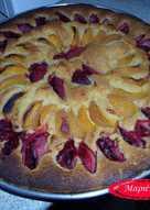 Κέικ με βερύκοκα και βανίλιες