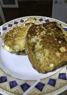 French toast με παραλλαγή
