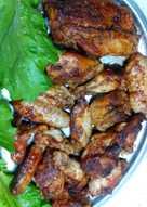Κοτόπουλο με σόγια σως (σάλτσα σόγιας)🍗
