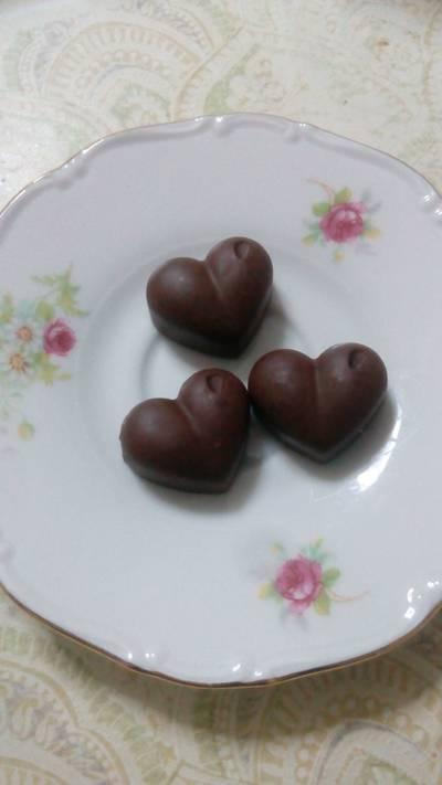 Αμυγδαλένιες καρδούλες