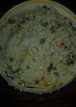 Εύκολο ριζότο με λαχανικά