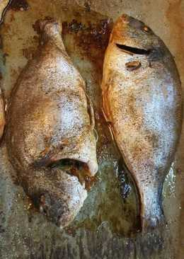 Ψάρια στο φούρνο