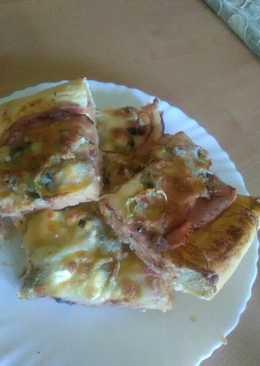 Πίτσα με τέλεια, αφράτη ζύμη!!
