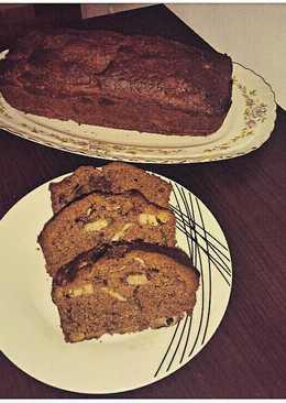 Κέικ σοκολάτα-μπανάνα