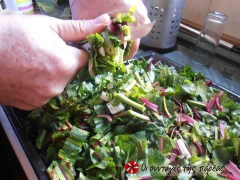 Γίγαντες με λάχανα από τα Γιάννενα φωτογραφία βήματος 3
