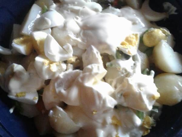 Mayonese de batata