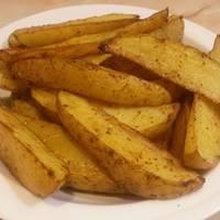 Картофельные Дольки с Сыром и Чесноком - Быстрая и Вкусная Закуска к Пиву - Рецепты nk cooking
