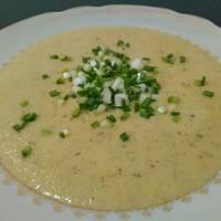 Постный горохово-ореховый суп