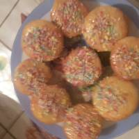 Рецепт кексов в силиконовых формочках