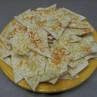 Хрустящие чипсы из лаваша