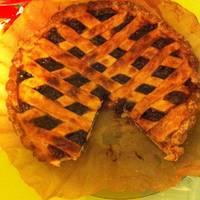 Рубиновый пирог