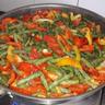 Вместо моркови и броколли болгарский перец