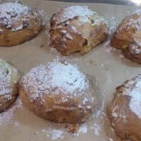 Нууу Очень вкусные - Яблочные булочки