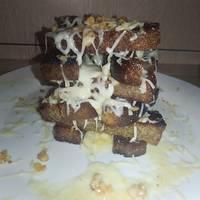 Гренки с сыром и чесноком