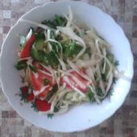 Простой салат #кулинарныймарафон