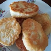 Обычная манка и картофель, а результат впечатляет! Картофельные булочки