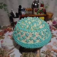 Торт Медовые Шарики - медовик без раскатки