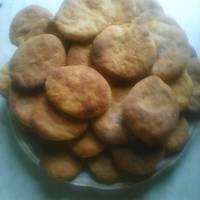 Быстрое домашнее печенье - без яиц И без САХАРА