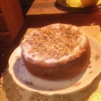 Яблочный пирог с нежным вкусом