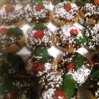 Самые вкусные и быстрые кексы на кефире