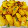 Люблю запеченную картошечку 👍👌 Хороший рецепт! 😋 Спасибо!