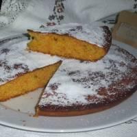 Морковный пирог с грецким орехом ♥♥♥ Диетический десерт