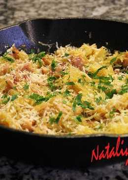 Тыквенные спагетти. Невероятно нежно и очень вкусно