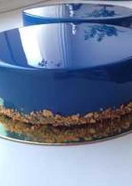 Зеркальная глазурь для тортов и пирожных