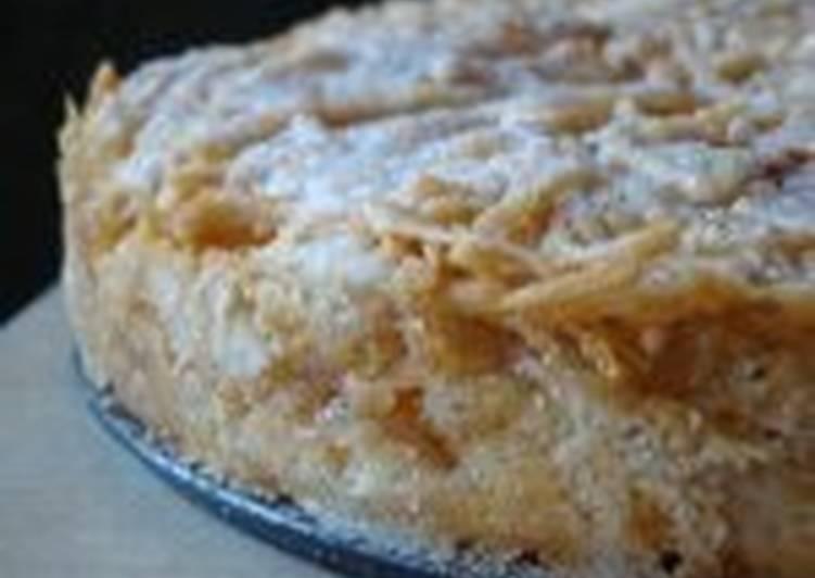 Яблочный пирог, который меня удивил тем