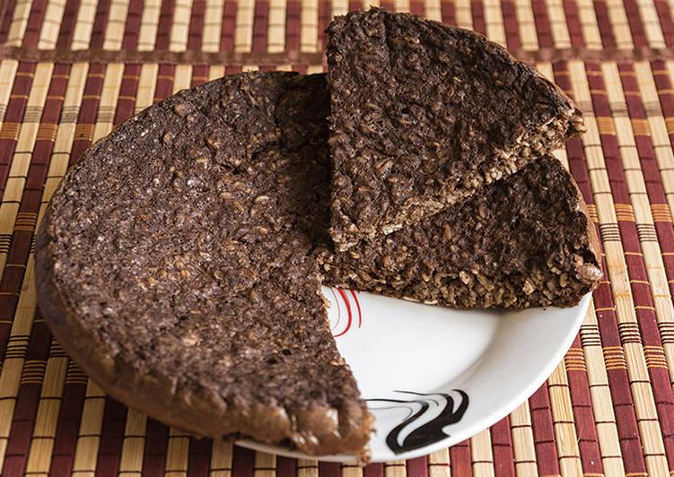 Десерт Для Похудения №7 Шоколадный Овсяный Пирог