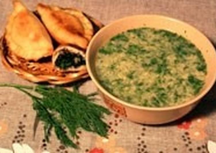 Суп «Укропный»