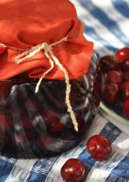 Варенье из вишни пятиминутка