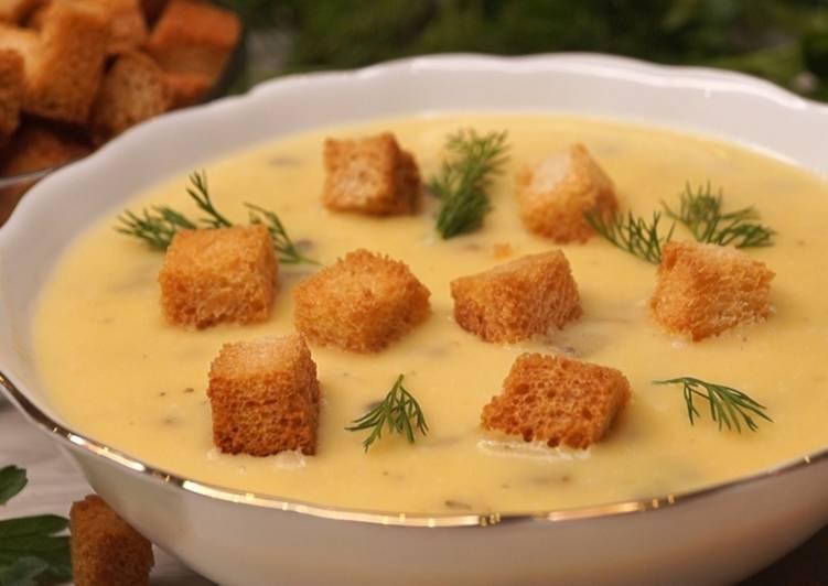 Популярный суп, который сводит всех с Ума