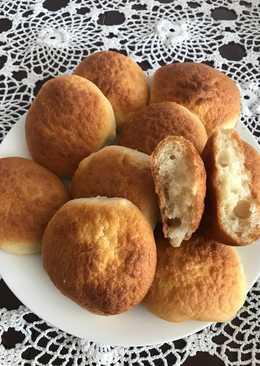 Блюдо 2 «Шаньги»#кукпаднаследие или мой деревенский обед как у бабушки😍
