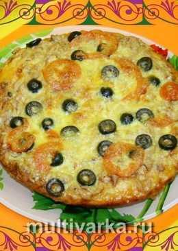 """Пицца """"Сицилия"""""""