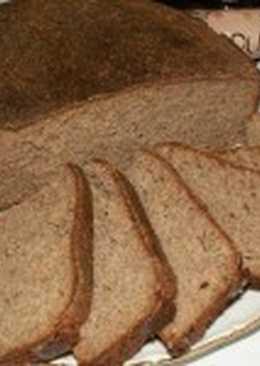 Черный хлеб на скороспелой закваске