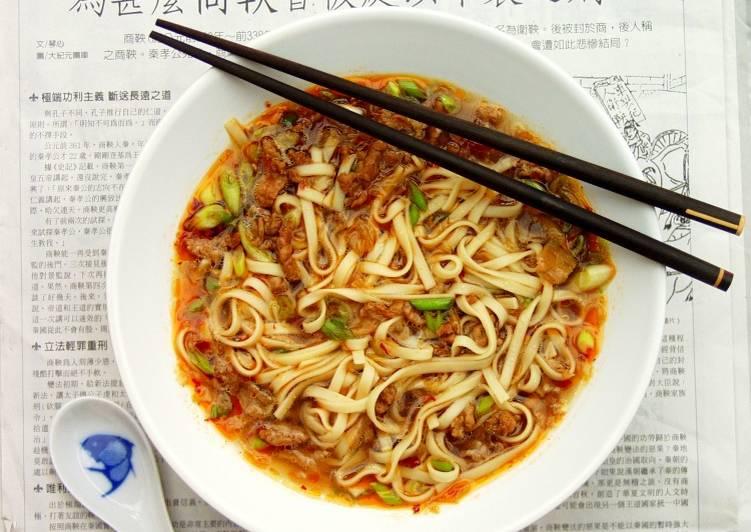 Лапша по-китайски