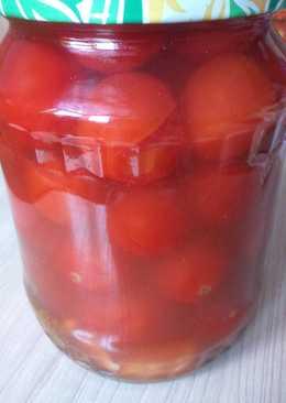 Помидоры в кетчупе
