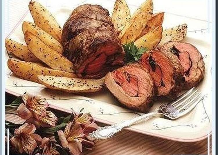 Плокштайнис (картофельный пудинг)