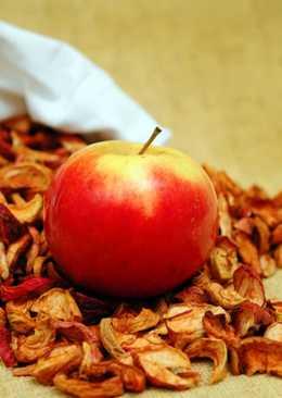 Компот из сушеных яблок