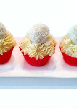 Кекс Рафаэлло. Пирожное, тающее на языке – сластены в восторге