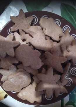 Песочные печенье справятся даже дети