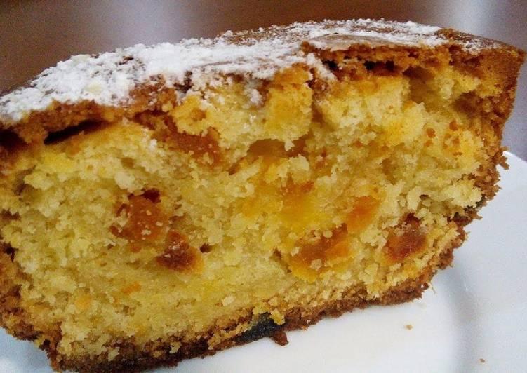 Вкусный сметанный кекс основное фото рецепта