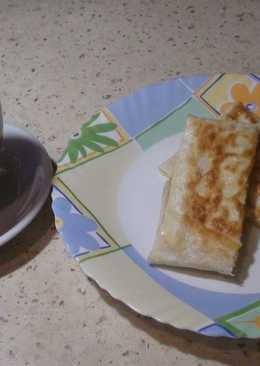 Армянская Ёкка. Вкуснейший и быстрый завтрак из лаваша