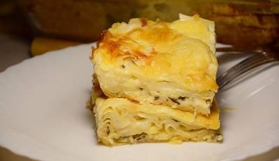 Улетный пирог из лаваша #кулинарныймарафон