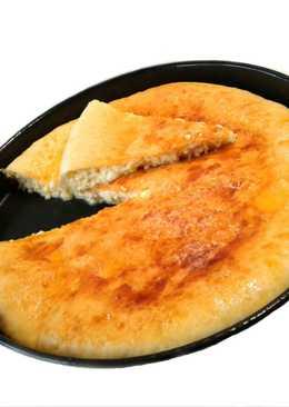 Имерули хачапури - грузинская кухня