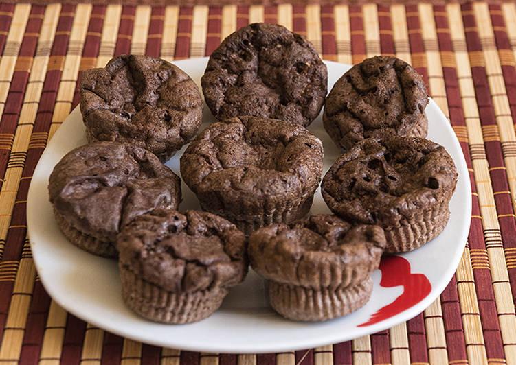 Десерт Для Похудения №18 Шоколадные Кексы