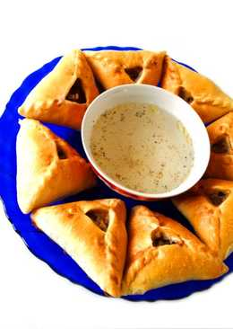 Эчпочмак - татарская кухня