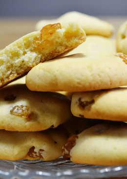Чудесное Печенье с Изюмом на скорую руку